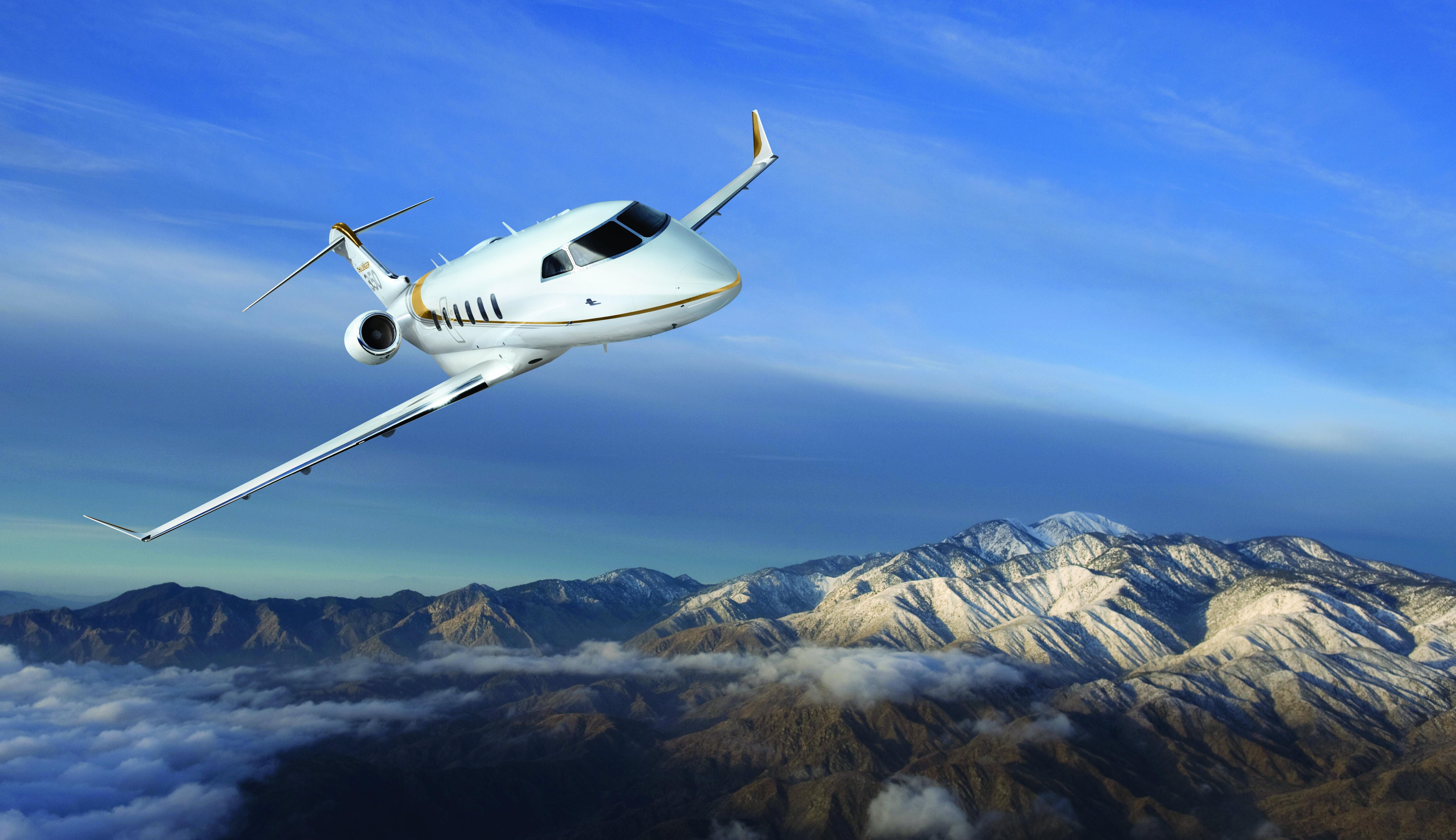 Bombardier Challenger 350 business jet best business jet