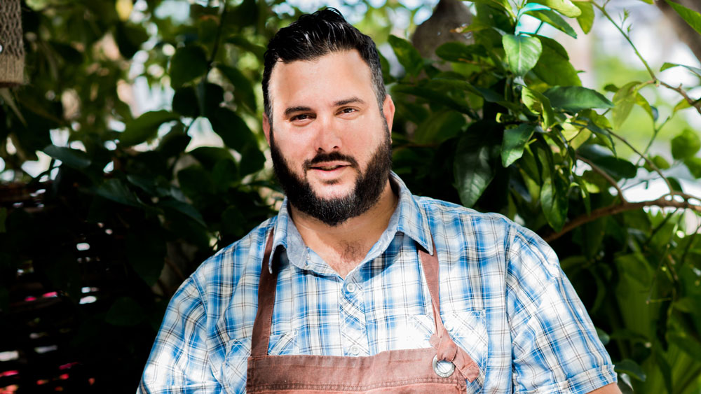 Chef José Mendín