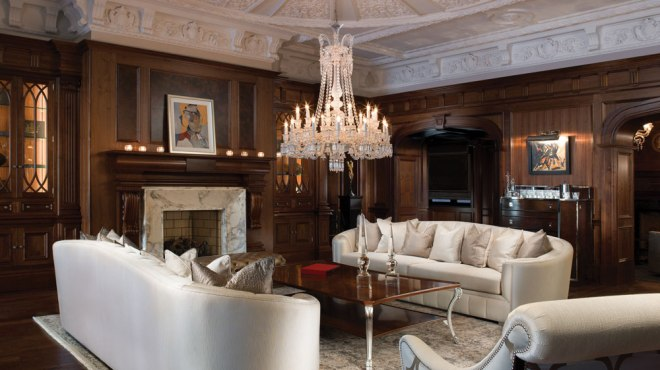 Clive Christian luxury apartment