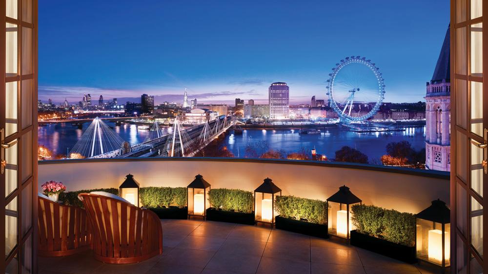 Corinthia Hotel London penthouse