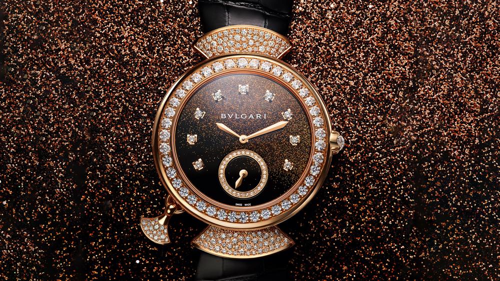 Bulgari Diva Minute Repeater watch