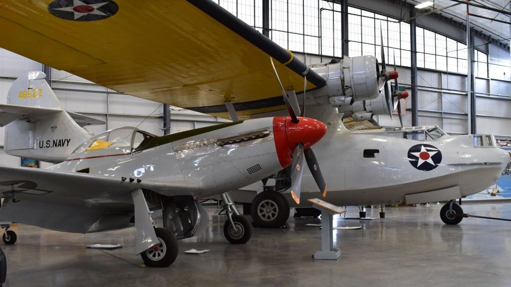 Erickson Aircraft Collection Museum vintage planes