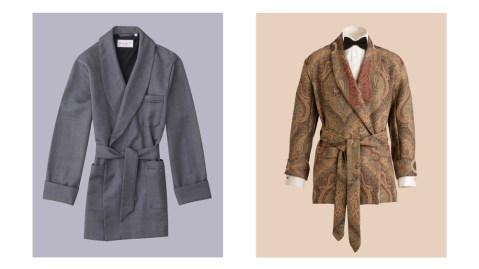 Derek Rose Emma Willis jackets