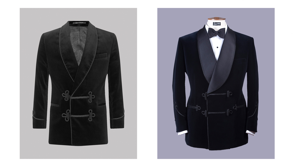 Turnbull and Asser Henry Poole jackets
