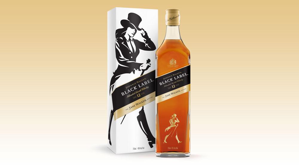 Johnnie Walker Black Label The Jane Walker Edition