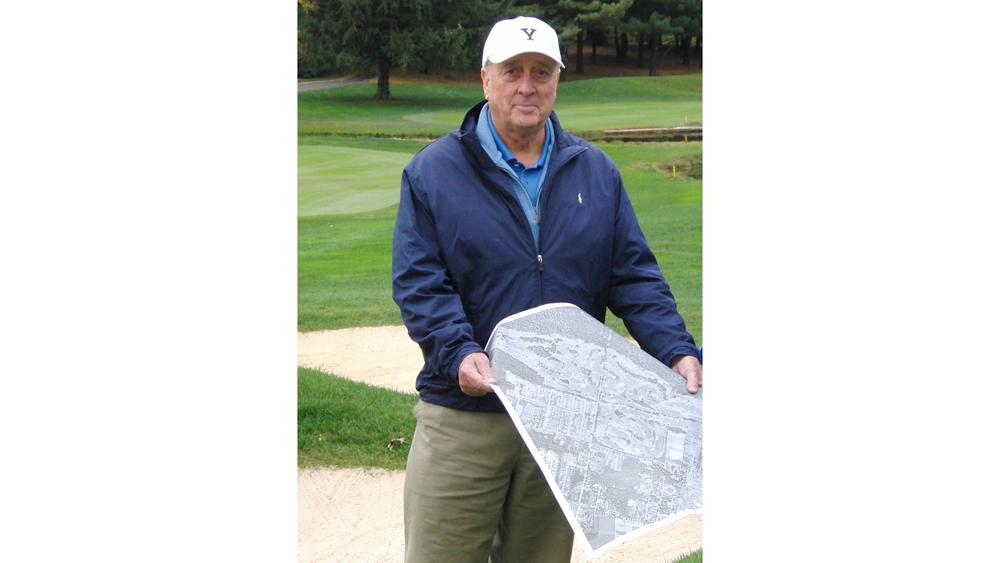 Rees Jones golf course
