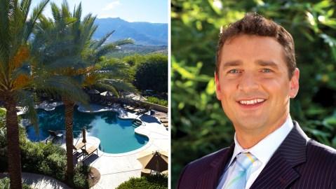 Miraval Spa Director Simon Marxer