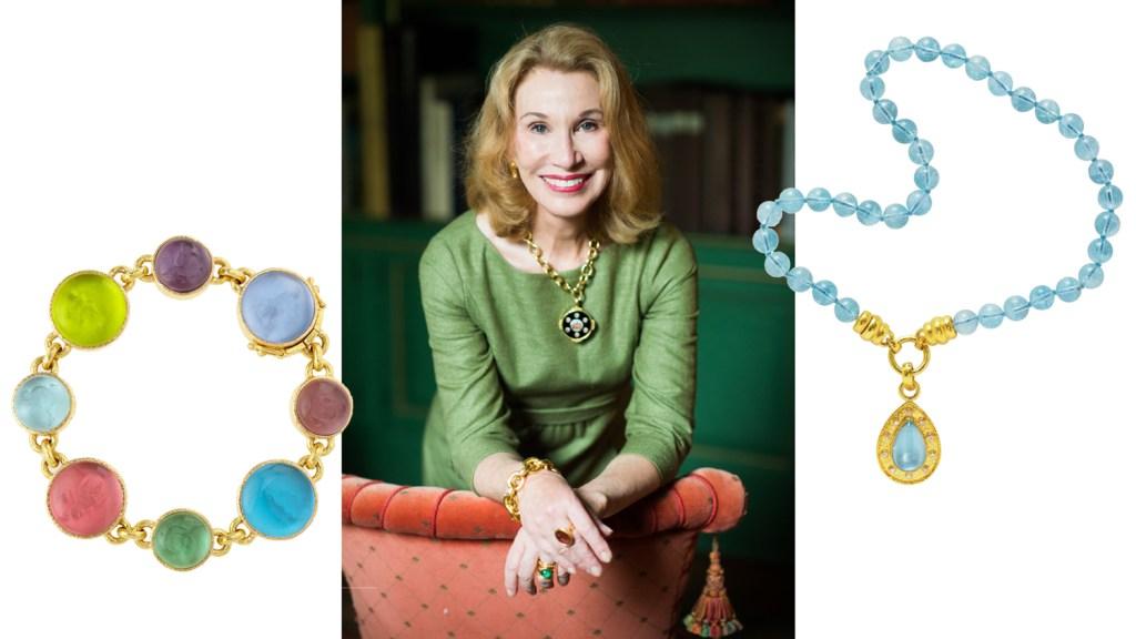 Jewelry Designer Elizabeth Locke
