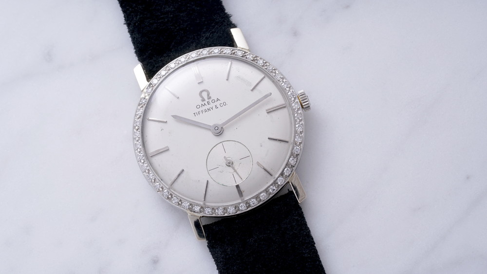 Elvis Presley's Omega Watch from RCA Victor