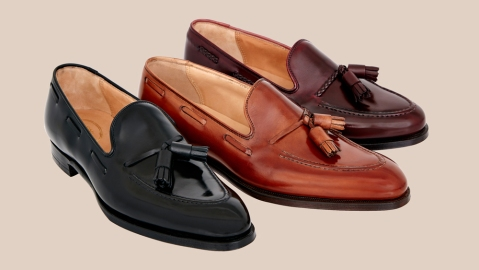 Cleverley loafers