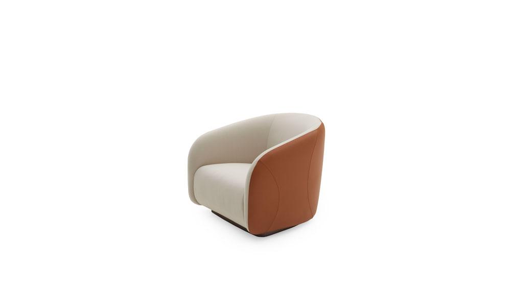 Fanny armchair