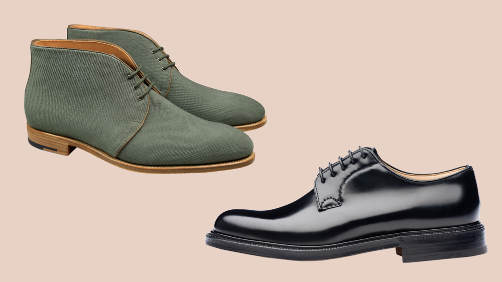 John Lobb and Church's shoes