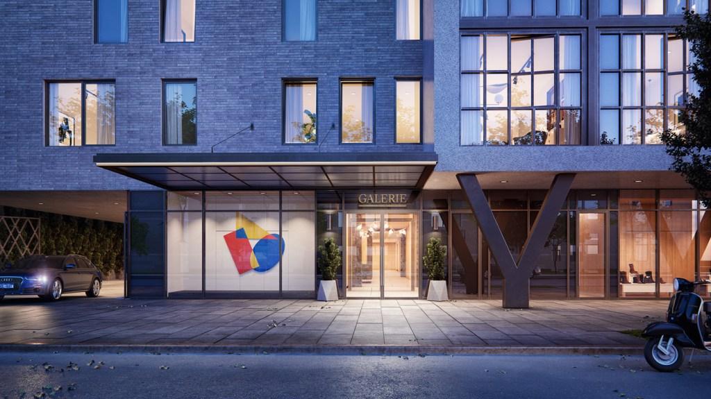 Galerie in New York City