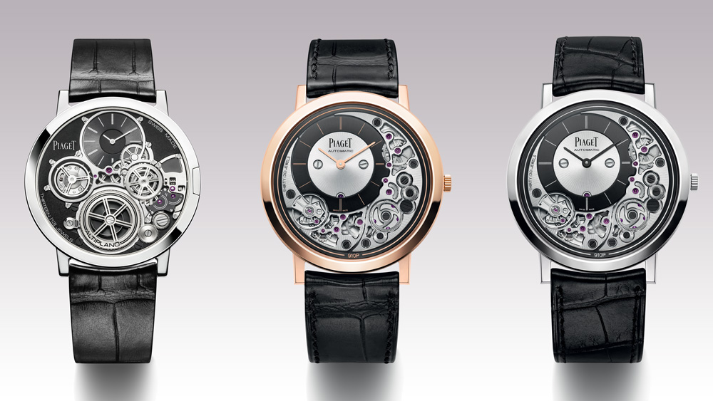 Piaget Altiplano Ultimate Automatic Caliber 910P