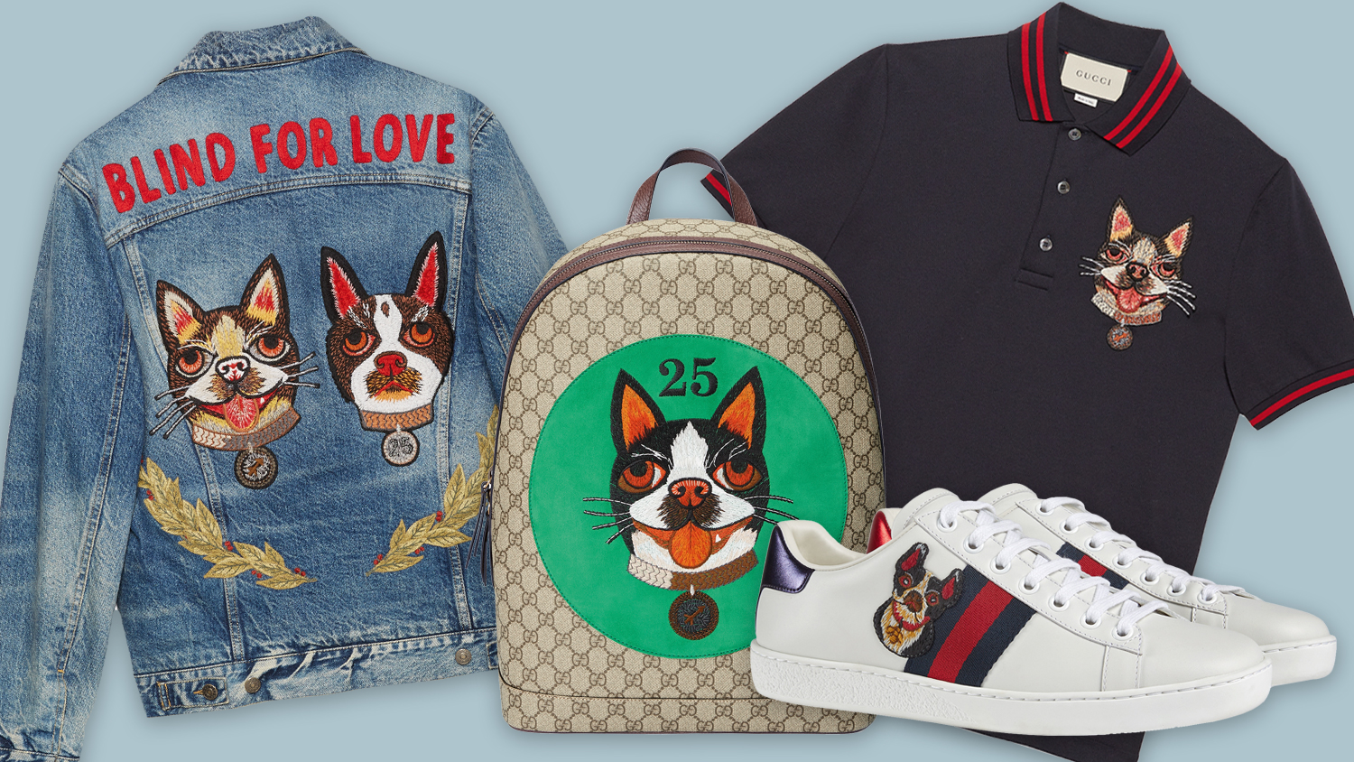 Gucci Celebrates Chinese New Year with