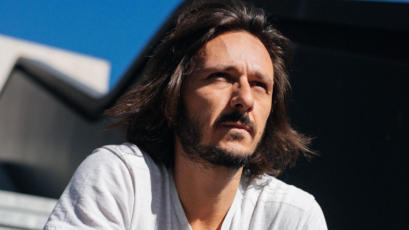 Andrea Marini, director of film Ferrari 312B: Where the Revolution Begins.