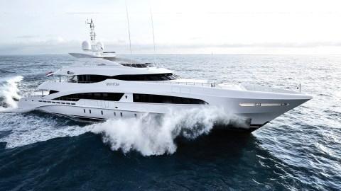 superyacht Heesen Yachts VanTom Netherlands