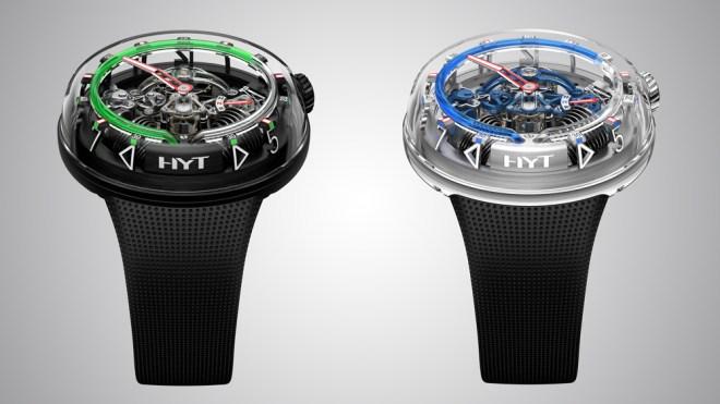 HYT H20 Watch