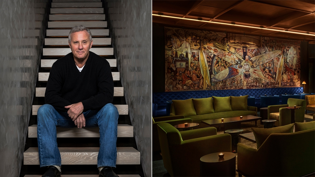 Ian Schrager and the Public Hotel