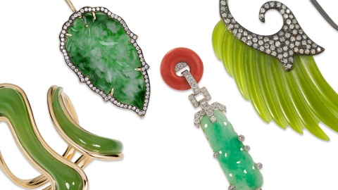 Lucky Jade Jewelry to Honor Chinese New Year