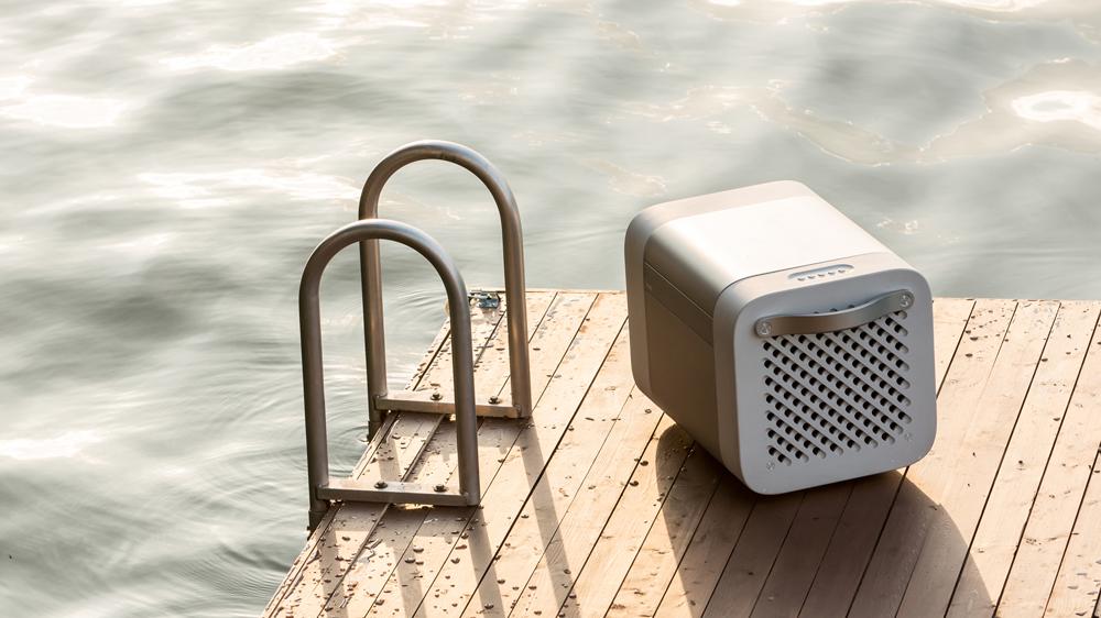 Kube Portable Speaker