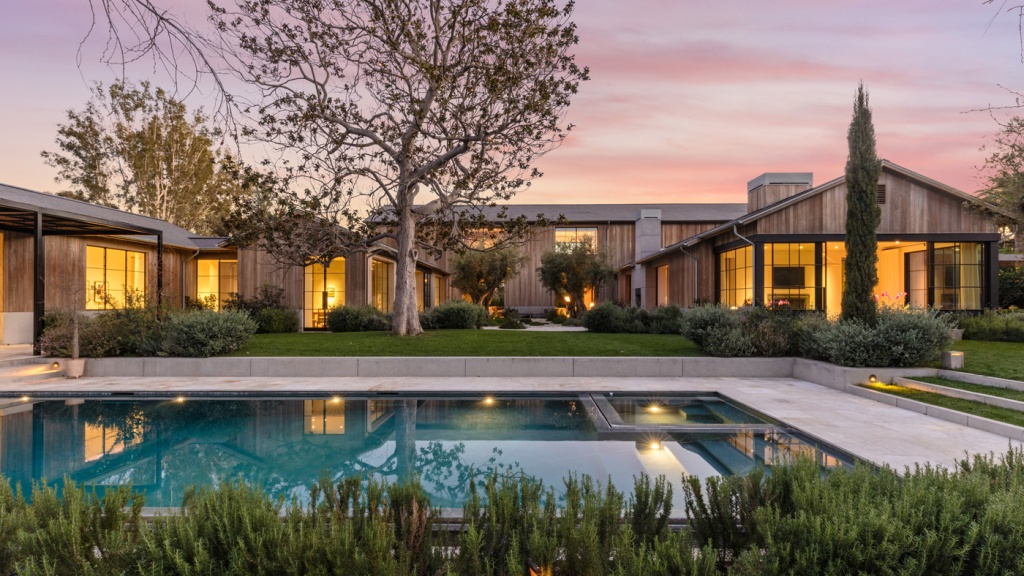 mansion for sale in Holmby Hills, California