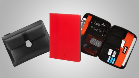 Luxury Laptop and Tablet Cases