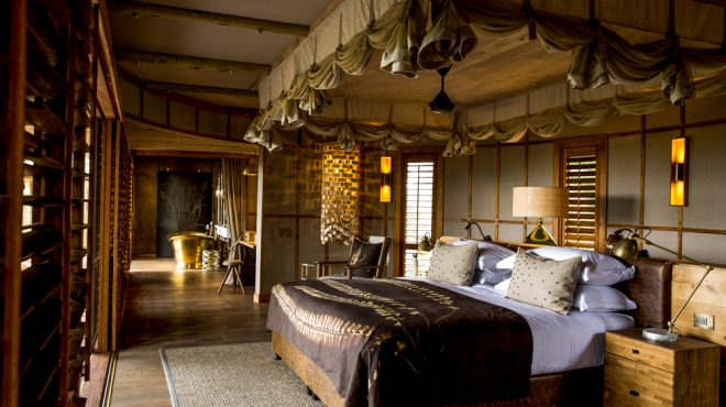 Wilderness Safaris' Mombo and Little Mombo Camps