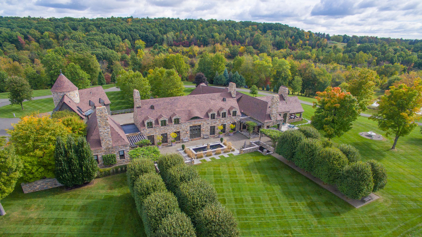 Dreamy Country Estate In Columbia County New York Robb Report