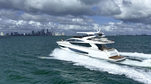 Pearl 80 Superyacht