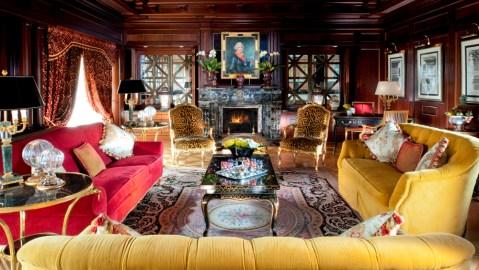 Principe di Savoia suite