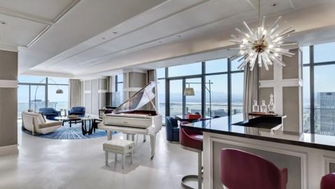 Cosmopolitan Penthouse
