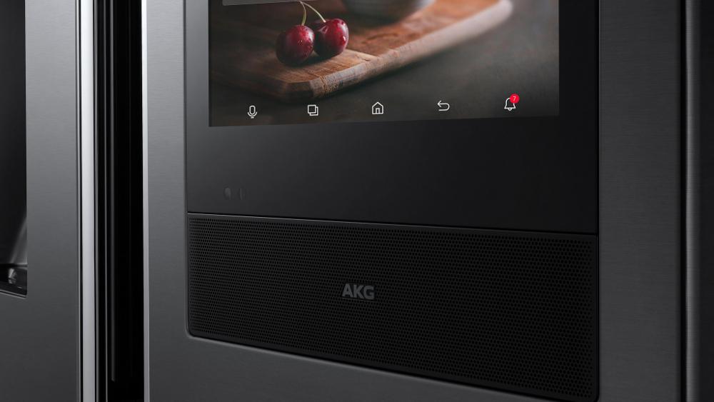 Samsung Family Hub Bixby AKG