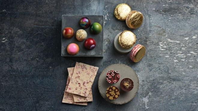 Chocolate assortments