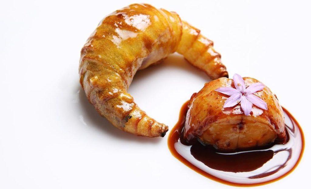 potato croissant somni lobster