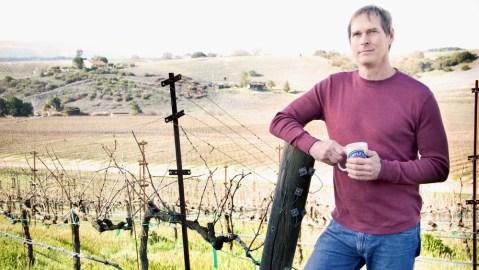 Terry Hoage on Wine