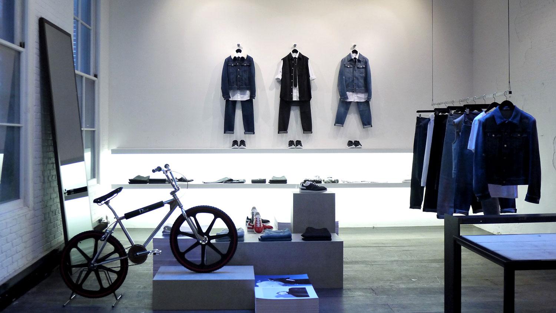 Dior Homme Denim pop-up
