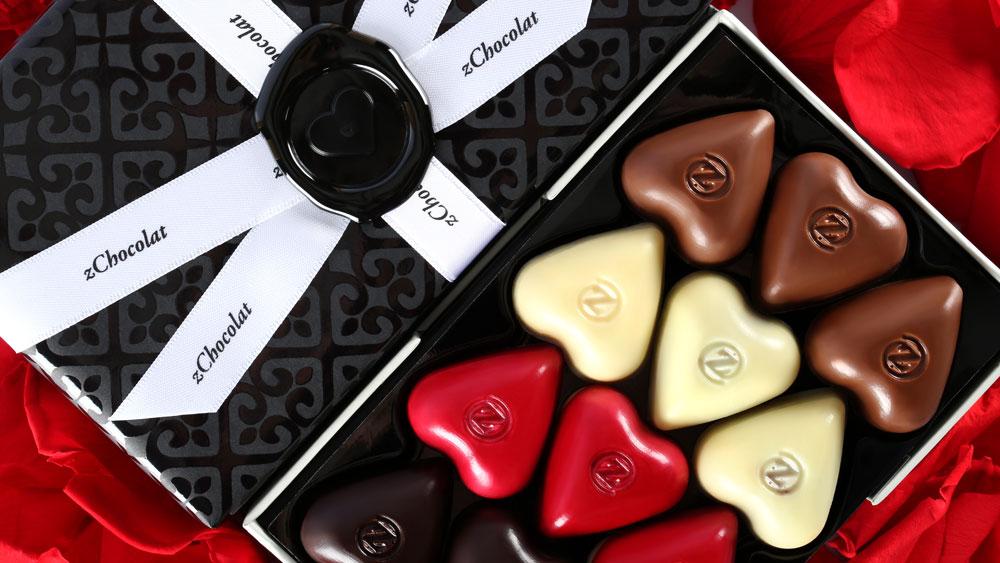 Best Valentine S Day Chocolates From Zchocolat Neuhaus And Ococoa Robb Report