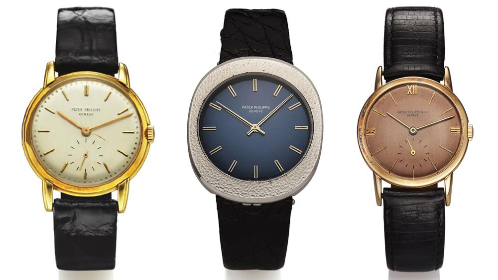 Eleuteri vintage watches