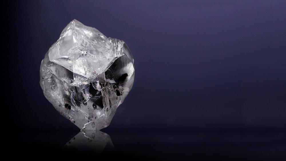 910 carat lesotho diamond