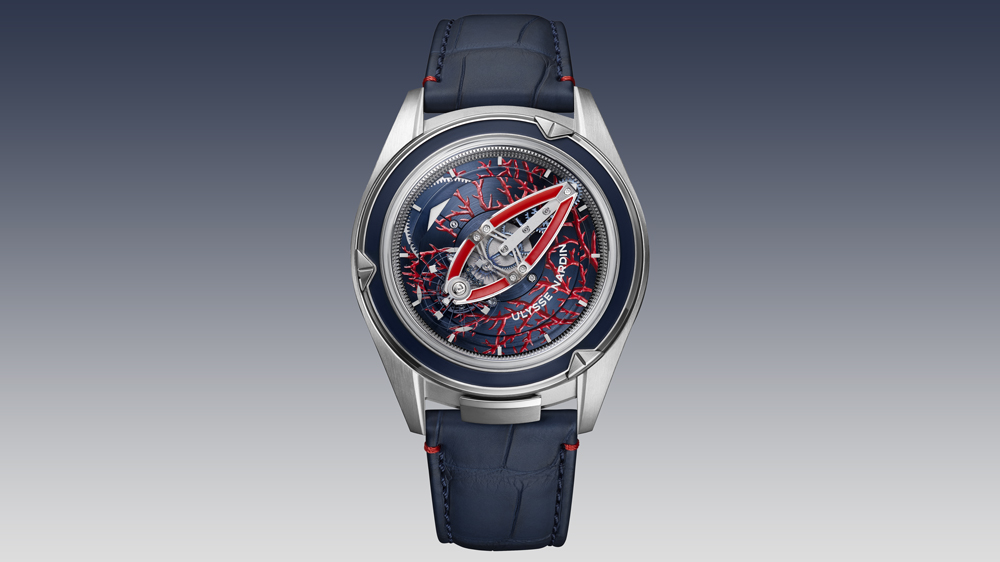 Ulysse Nardin Freak Vision Coral Bay watch