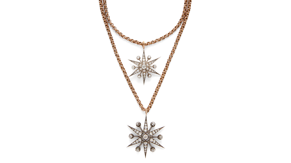 Toni and Chloe Goutal necklace