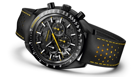 Omega Apollo 8 Dark Side of the Moon watch