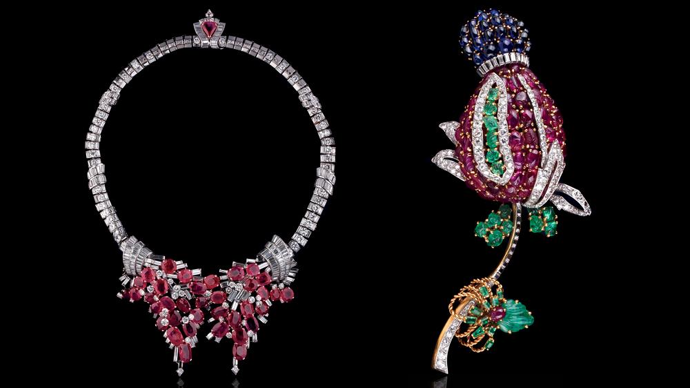 Eleuteri vintage Cartier jewelry