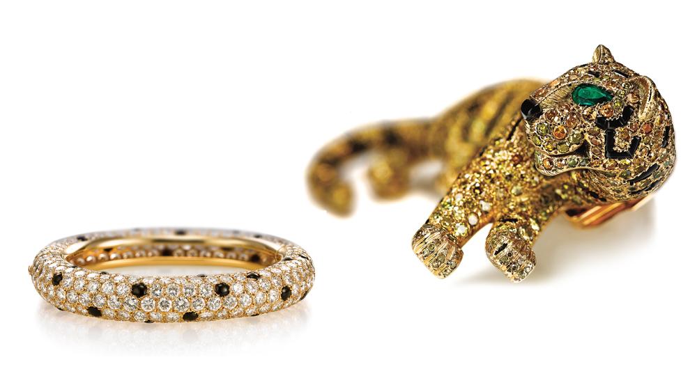 Cartier Panthère jewelry