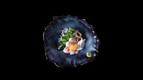 n/naka sashimi