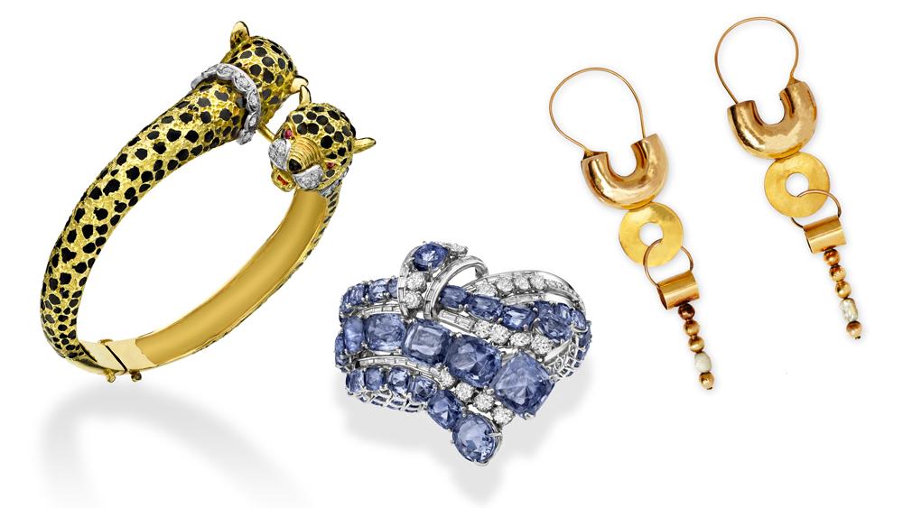 Eleuteri vintage jewelry