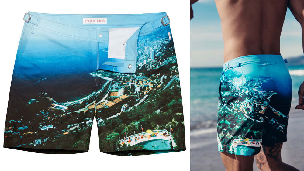 Orlebar Brown x Formula 1 shorts
