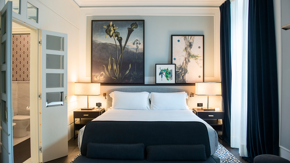 Hotel Vilòn Rome