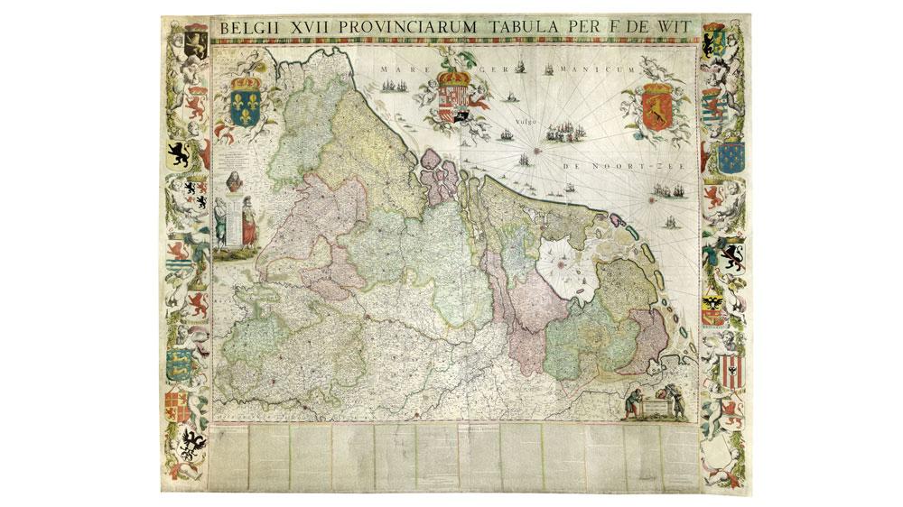 Belgii XVII Provinciarum